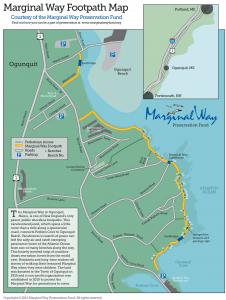 Map of Marginal Way