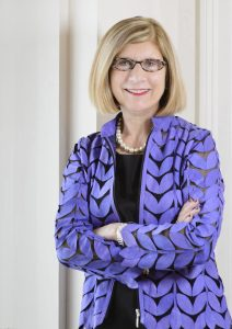 Image of Dr. Carol Leary President and Chair of the Executive Board